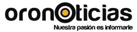 Oronoticias Logo blanco